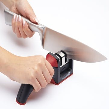 Draw Through Knife Sharpener