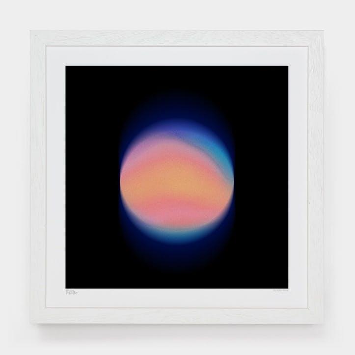 Milla Ódor, Midnight Blue Art Print, Unframed, Small