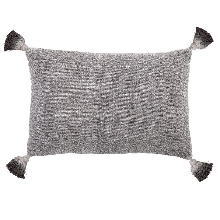 Ombre Tassle Cushion