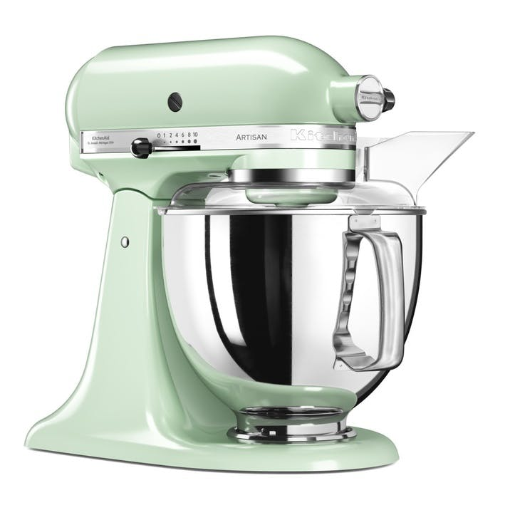 Artisan Stand Mixer with FREE 4.8L Glass Mixing Bowl, 4.8L, Pistachio