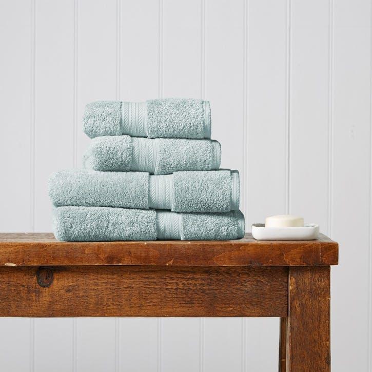 Renaissance Eggshell Blue - Bath Towel