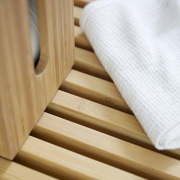 Arena Slatted Shower Mat, Bamboo