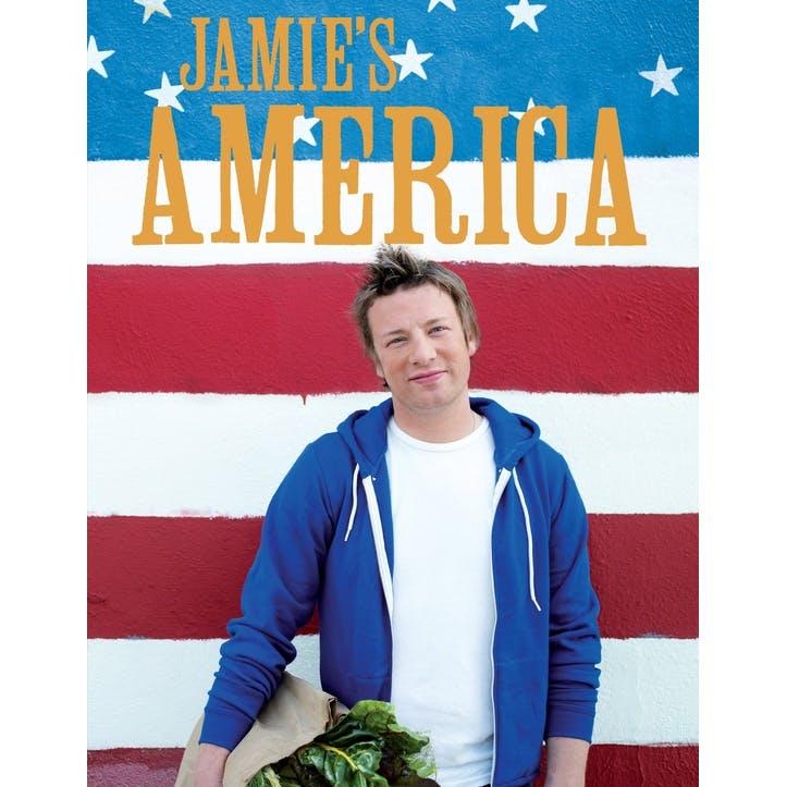Jamie Oliver: Jamie's America, Hardback