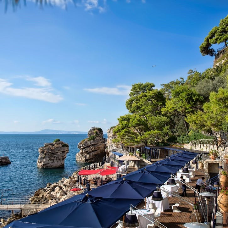 A voucher towards a stay at Capo la Gala Hotel for two, Amalfi Coast, Italy