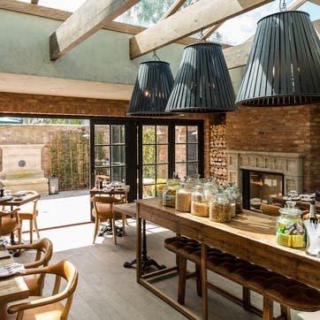 A voucher towards a stay at No. 38 The Park Hotel for two, Cotswolds