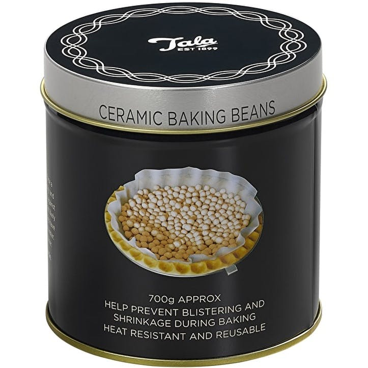 Indigo and Ivory Ceramic Baking Beans
