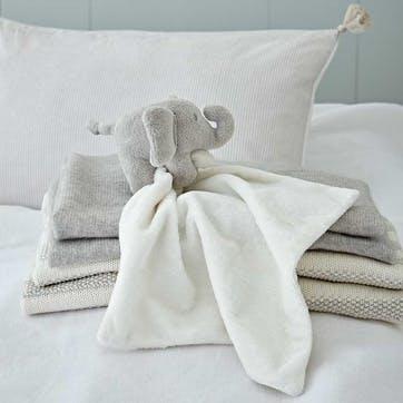 Kimbo Comforter, W25 x L25cm, Grey