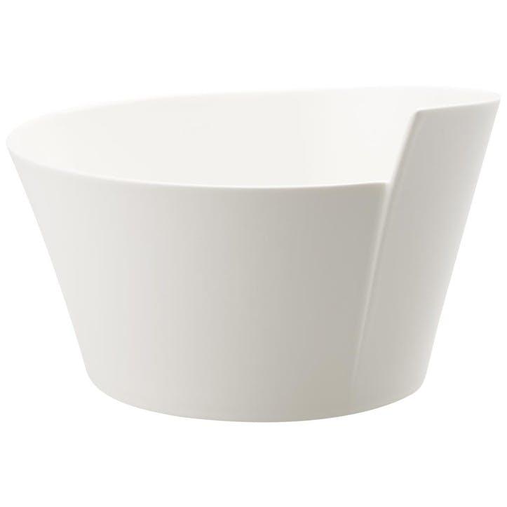 NewWave Salad Bowl / Soup Tureen 29cm White