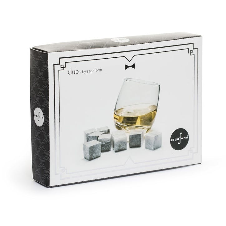 Whiskey Stones, Set of 9