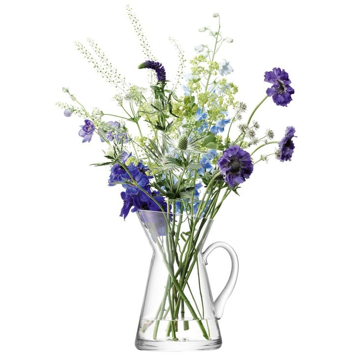 LSA Flower Jug Vase 26cm