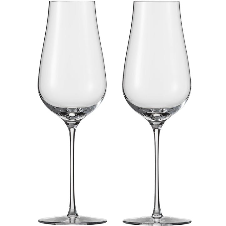 Air Champagne Glasses, Set of 2