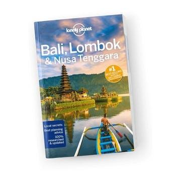 Lonely Planet Bali , Lombok & Nusa Tenggara, Paperback