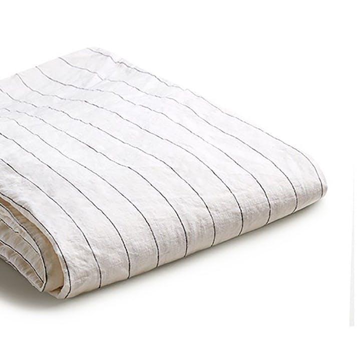 Complete Bedding Bundle Super King with Super King Pillowcases Luna Stripe