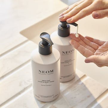 Scent to Make You Happy, Great Day Body & Hand Lotion, 300ml