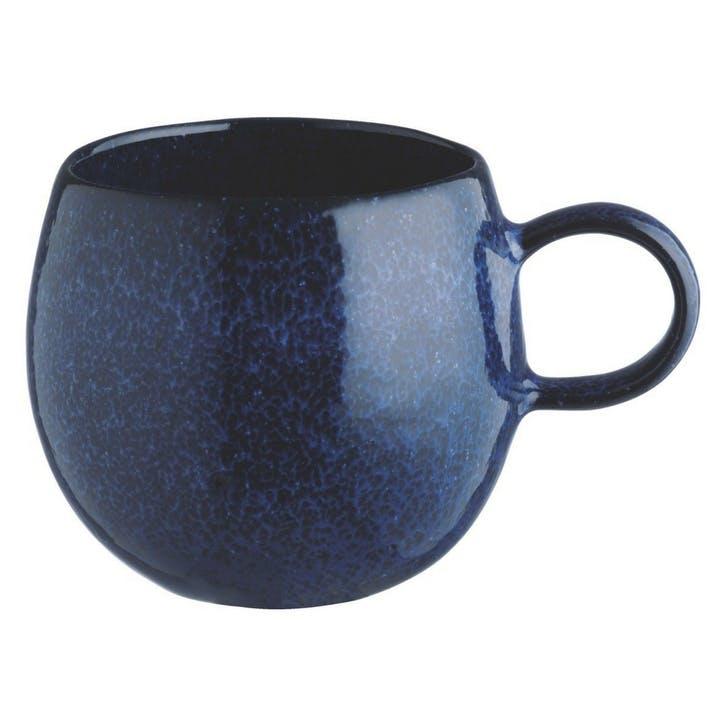 Olmo Mug, Dark Blue
