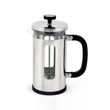 Pisa Cafetiere, Chrome, 8 Cup