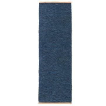Björk Rug, 80 x 250cm, Blue