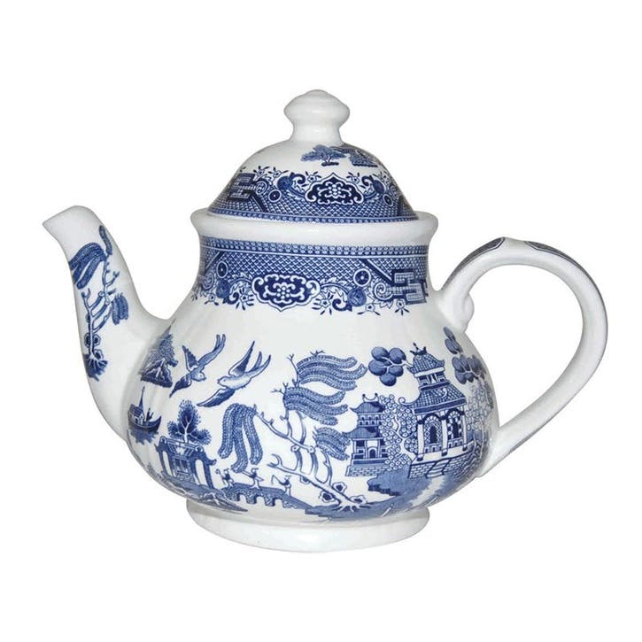 Blue Willow Teapot