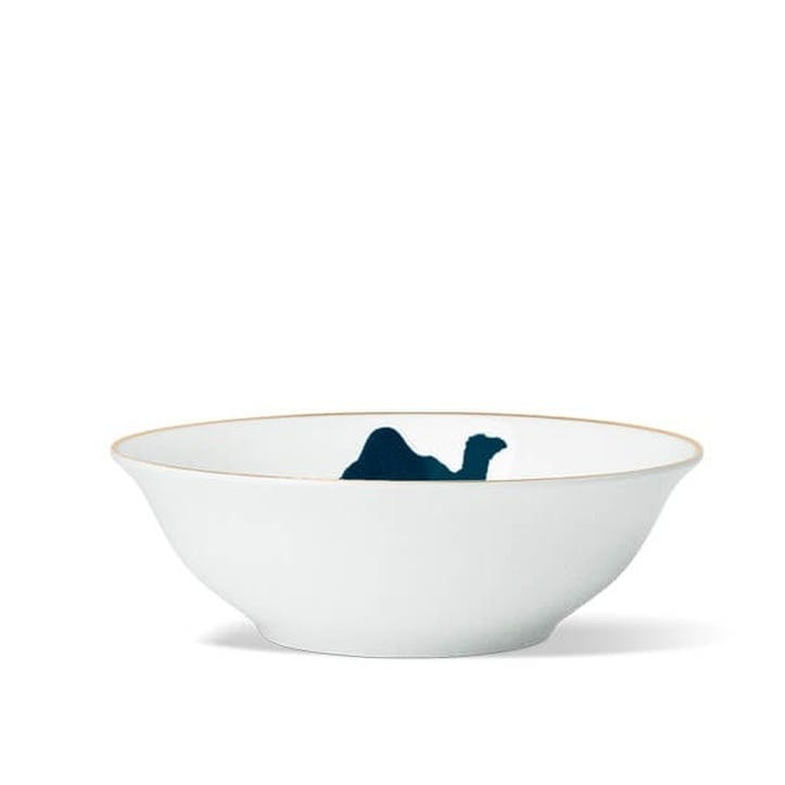 Camel Cereal Bowl