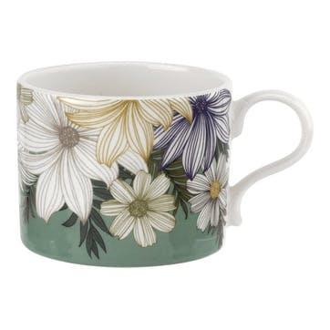 Atrium 10oz Tea Cup and Saucer