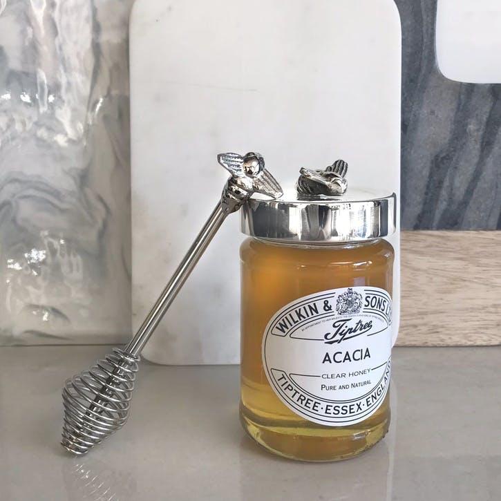 Honey Bee Honey Jar Lid