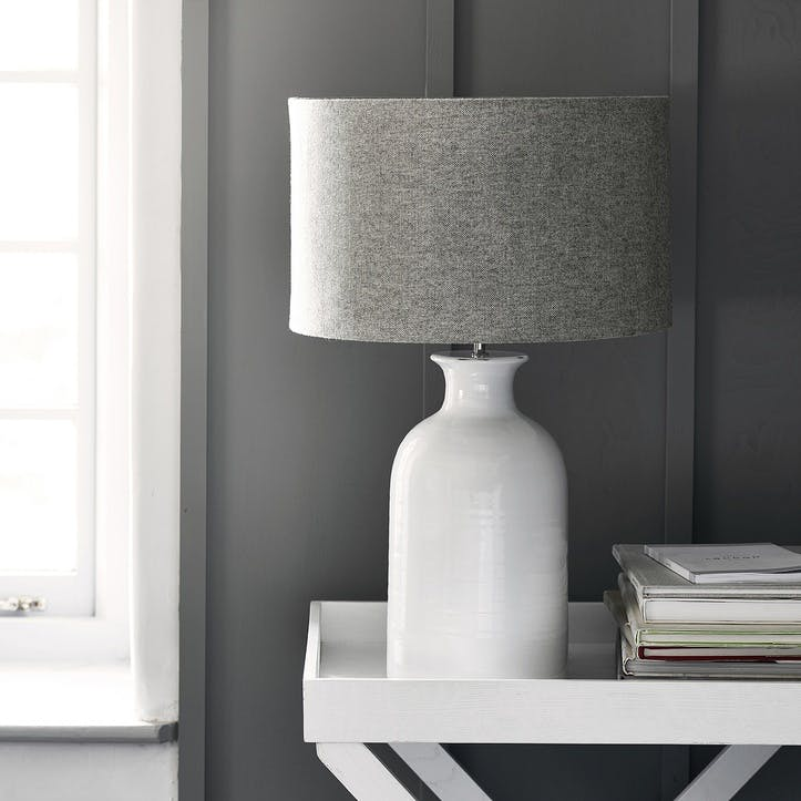 Ceramic Bottle Table Lamp