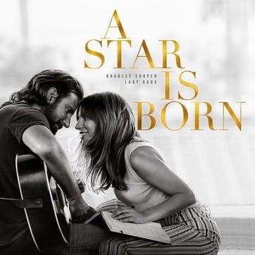 "A Star Is Born Soundtrack 12"" Vinyl"