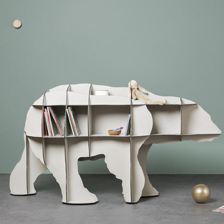 Junior Bear Bookcase