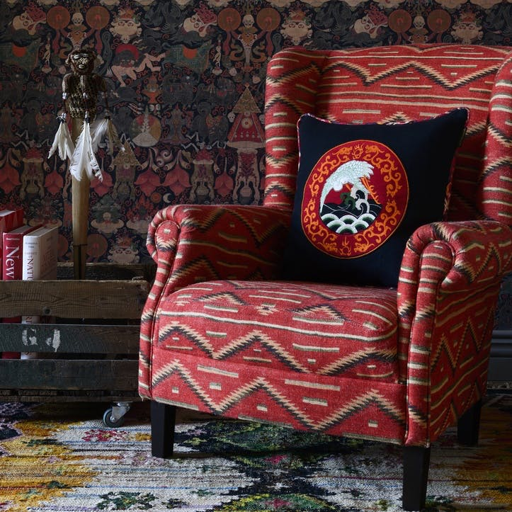 Bryant Wing Chair