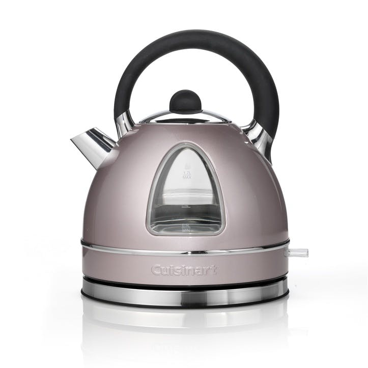 Traditional Kettle, Vintage Rose