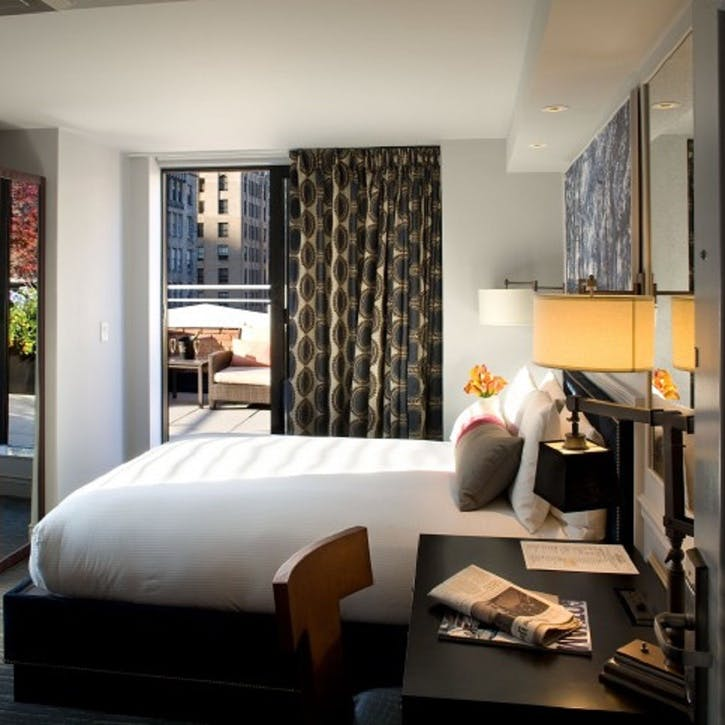 A voucher towards a stay at The Roger Hotel for two, New York, USA
