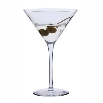 Bar Excellence Martini Glasses Pair
