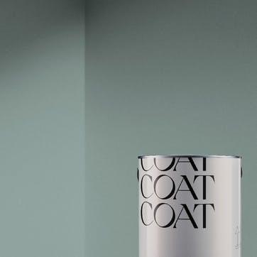 Flat Matt Wall & Ceiling Paint, Hamilton Light Dusty Teal 2.5L