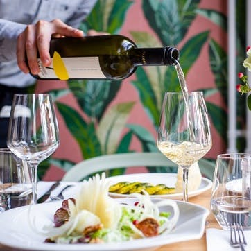 Wine and Dine for Two £75