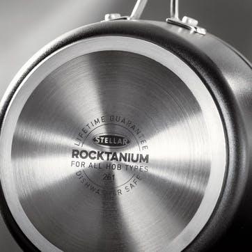 Rocktanium Saute Pan, 24cm