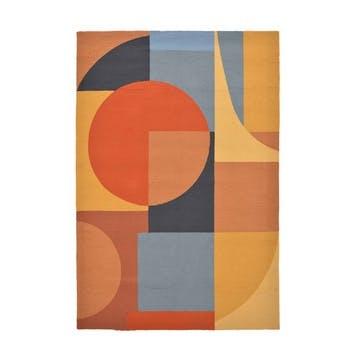 Matisse Rug 140 x 200cm, Orange