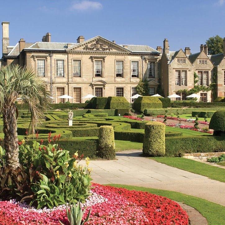One Night Break with Dinner at Coombe Abbey Hotel for Two