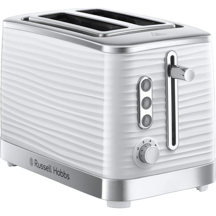 Inspire 2 Slice Toaster; White