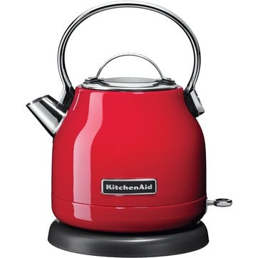 Dome Kettle; Empire Red