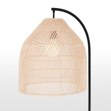 Java Arc Overreach Floor Lamp