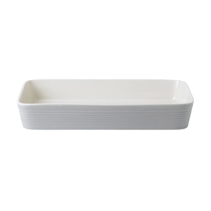 Gordon Ramsay Maze Roasting Dish, Light Grey