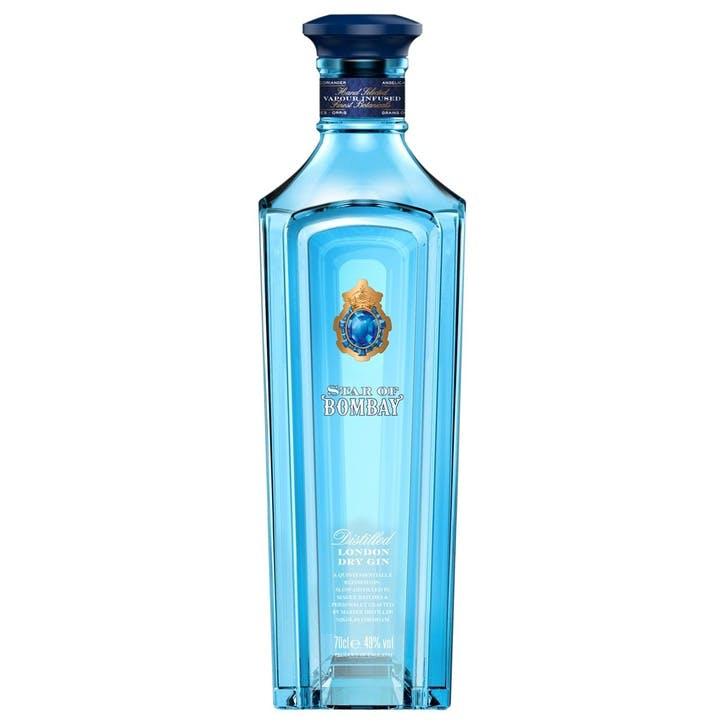 Star of Bombay Gin 47.5%