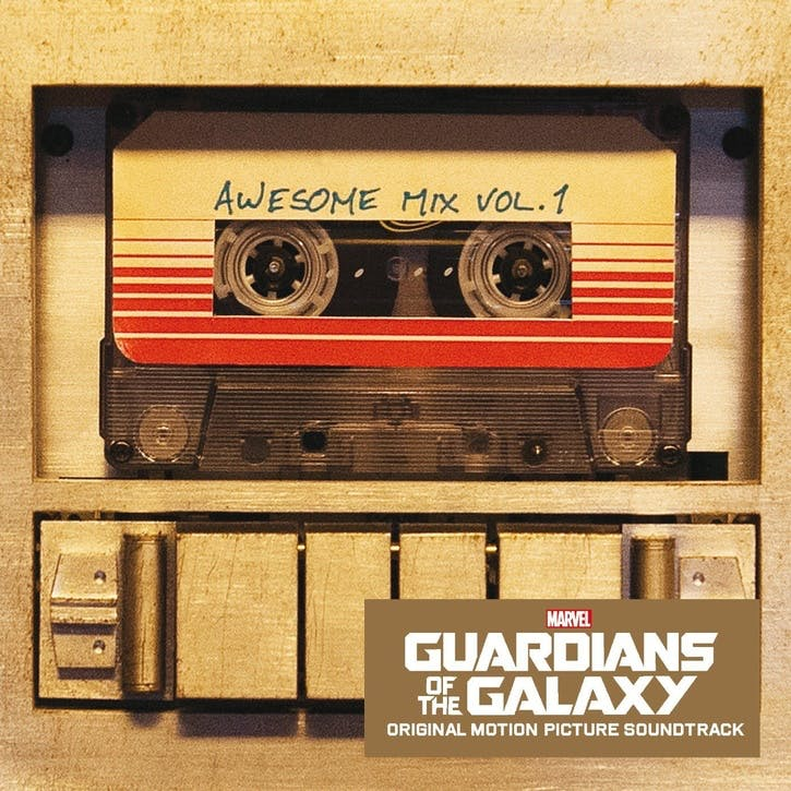 "Guardians of the Galaxy (Awesome Mix, Vol. 1) 12"" Vinyl"