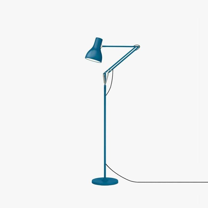 Type 75 Margaret Howell Floor Lamp, Saxon Blue