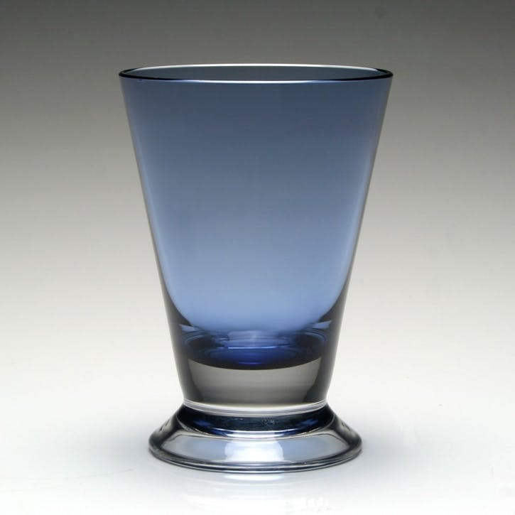 Blue Fanny Tumbler, Set Of 2