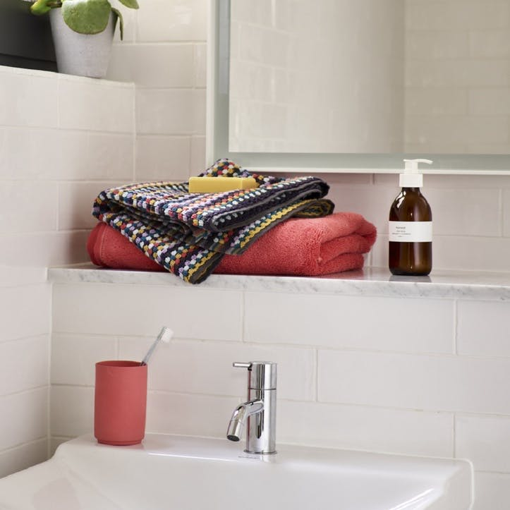 Carnaby Stripe Bath Towel, Multi