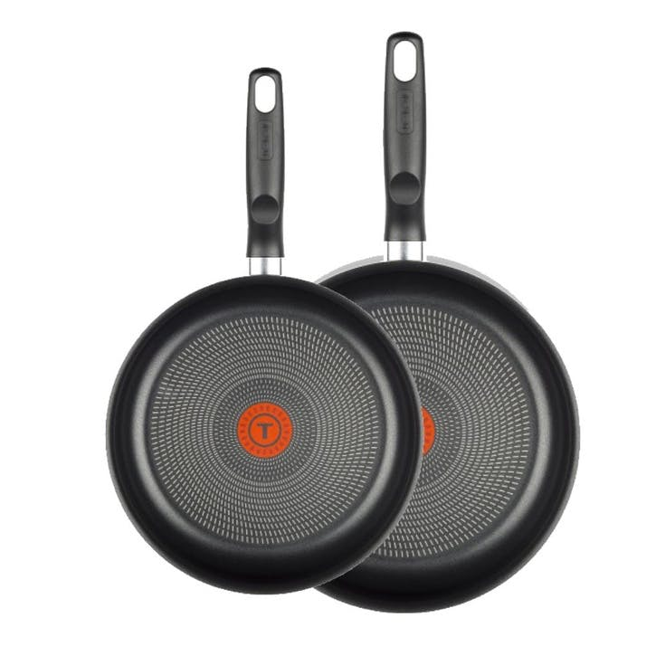 Extra Fry Pan Twinpack, 20 & 26cm