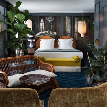 A voucher towards a stay at Hôtel Monte Cristo, Paris, France