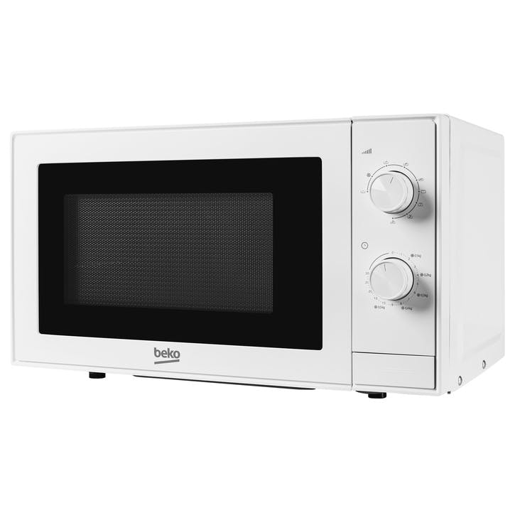 Compact Microwave with Grill - 20L; White