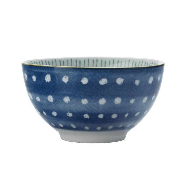 Laguna Nibble Bowl, Blue